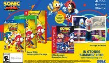 Sonic Mania Goes Physical With Sonic Mania Plus