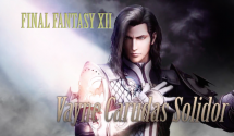 Final Fantasy XII's Vayne Joins Dissidia Final Fantasy NT