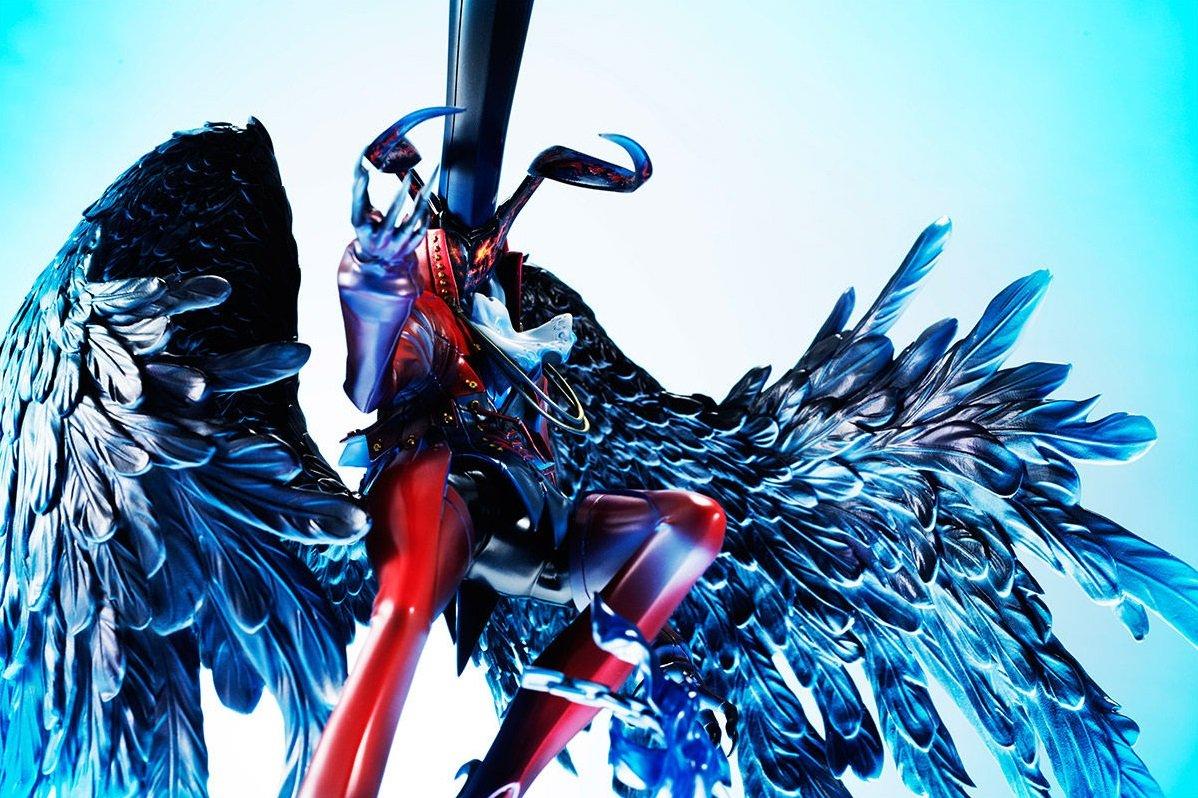 Megahouse Persona 5 Arsene Figure Pictures Revealed Rice