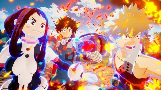 My Hero One's Justice Sidekick System and Tomura Shigaraki Detailed
