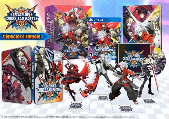 cross tag battle collector's edition