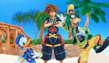 Kingdom Hearts III Mini-Games Shown Off in New Trailer