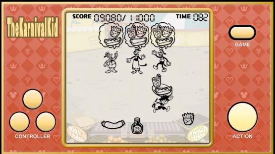 kingdom hearts iii mini-games