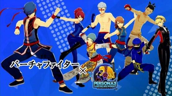 persona crossover costumes