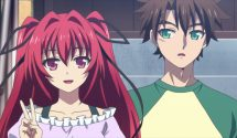 Testament of Sister New Devil Season One Review (Anime)
