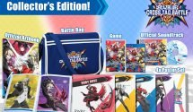 BLAZBLUE CROSS TAG BATTLE – The Phantom Field Edition Announced as a Rice Digital Exclusive