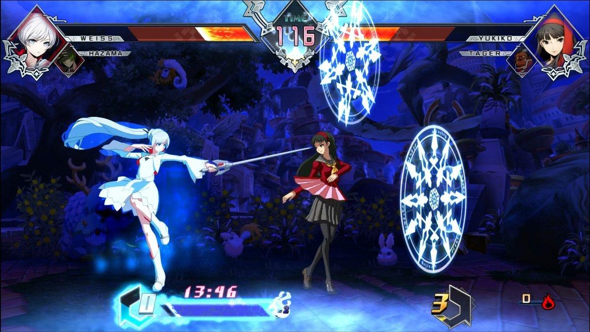 BlazBlue: Cross Tag Battle Demo