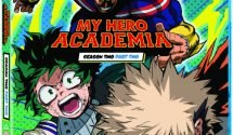 My Hero Academia Season Two Part Two Releases in June