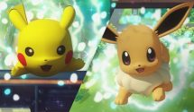 Pokemon Let's Go! is Coming to Switch
