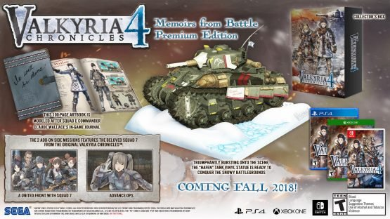 valkyria chronicles 4 premium