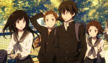 Hyouka Review (Anime)