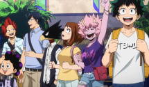 My Hero Academia Season Two Part Two Review (Anime)