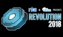 Sign ups for Revolution 2018 are now live!