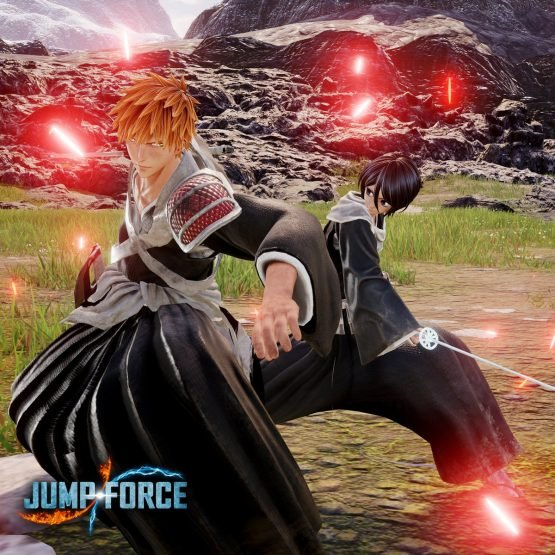 Bleach Characters Join The Cast Of Jump Force