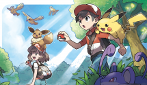 Pokémon: Let's Go! Pikachu! and Let's Go! Eevee! Preview
