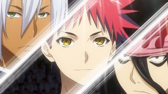 food wars season two review