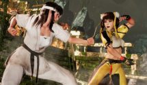 Leifang and Hitomi Confirmed for Dead Or Alive 6