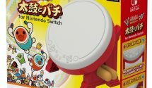 Taiko Drum Master Controller Confirmed for European Release