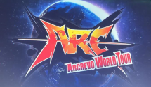ARCREVO WORLD TOUR Announced By Arc System Works