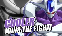 Cooler Comes to Dragon Ball FighterZ in September