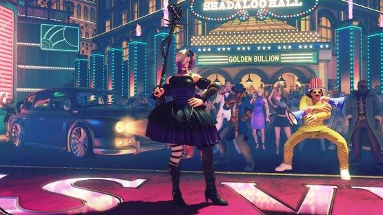 street fighter v maid