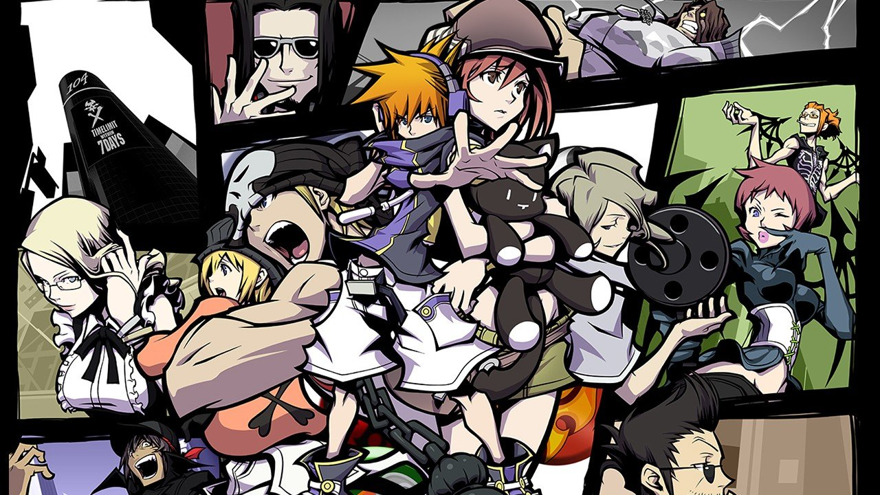 The World Ends With You -Final Remix- Launches in October