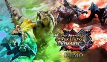 Monster Hunter Generations Ultimate Demo Out Now