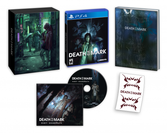 Death Mark Releases on Halloween in North America