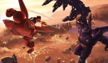 Kingdom Hearts III Shows Off Big Hero 6