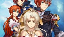 Langrisser Remake Double Pack for PS4 Gets First Trailer