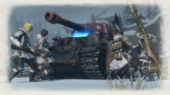 Valkyria Chronicles 4 Review (PS4) - Mastering the Art of War