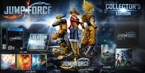 Jump Force Season Pass