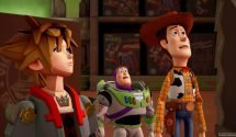 Kingdom Hearts III Preview