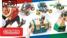Nintendo Labo: Toy-Con 03 – Vehicle Kit Review