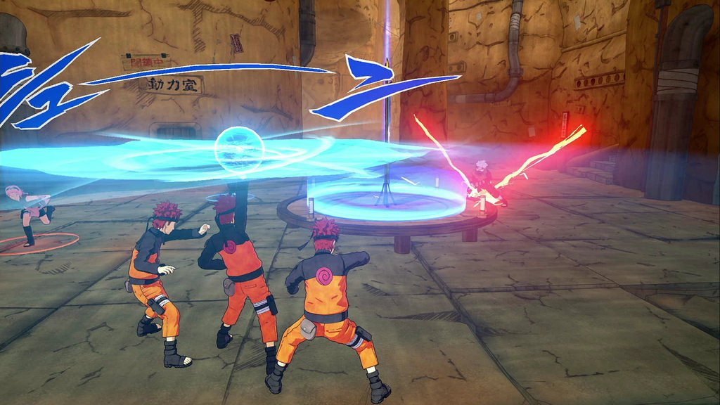 Naruto to Boruto: Shinobi Striker Review (PS4) - Rice