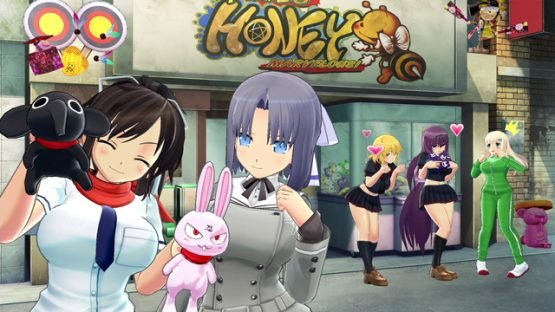 Peach Ball: Senran Kagura Dressing Room Detailed