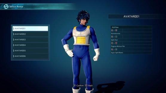 Jump Force Closed Beta Leaks Saint Seiya