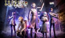Tokyo Ghoul re: Call to Exist Shows Off Quinx Squad