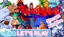 Darkstalkers: The Night Warriors – Stream Archive