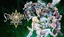 STAR OCEAN: ANAMNESIS is now available worldwide!