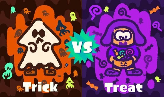 splatoon 2 halloween