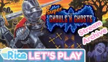 Super Ghouls 'N Ghosts – Stream Archive