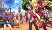 Trails of Cold Steel I & II are Coming to PS4