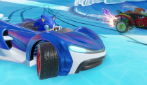 Team Sonic Racing Preview