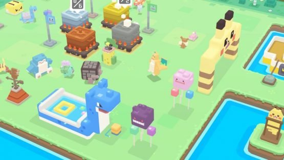 best free games on switch pokemon quest