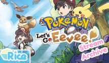 Pokémon Let's Go, Eevee! – Stream Archive