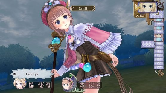 Atelier Arland Switch 2