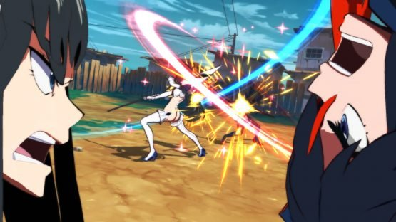 Kill la Kill the game IF best japanese games 2019