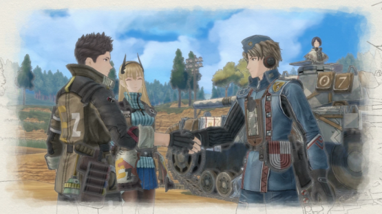 best game of 2018 - valkyria chronicles 4