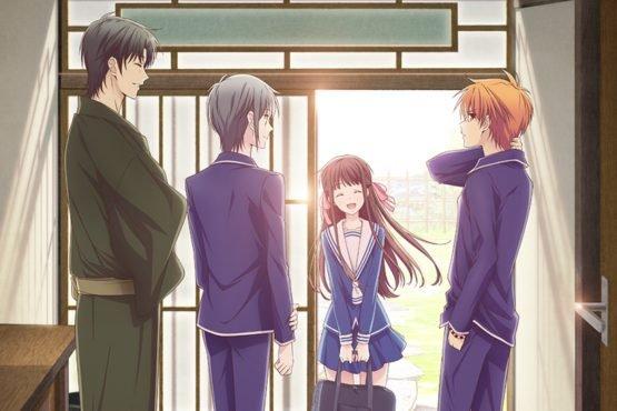 Key Dub Cast Members Return for New Fruits Basket Anime